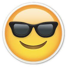 Image with transparent background, Yellow Emoji Face Smiling Sunglasses Emoticon Photo without background its from Signs category, PNG file easily with one click Free HD PNG images, png design with high quality. Le Emoji, Emoji Love, Smiley Emoji, Emoji Faces, Png Tumblr, Vw Touran, Whatsapp Videos, Emoji Stickers, Craft Stickers