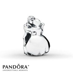 Pandora Charm First Dance Sterling Silver