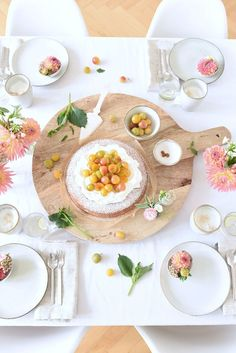 Creative Tabletop Ideas For Late Summer by fantas.tisch