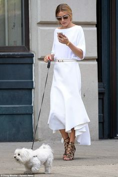 Olivia Palermo - THE OLIVIA PALERMO LOOKBOOK