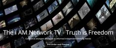 The I AM Network TV provides an authentic truth-letting video experience and accessible loudspeaker by Web, Mobile applications (iOS/Android) and over-the-top (OTT) television platforms including AppleTV, RokuTV, Amazon Fire Platforms, Chromecast and AndroidTV.