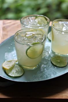 Vanilla Lemon-Limeade