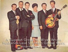 A Support Group for Wives Whose Husbands Love Southern Gospel Music