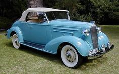 Fotos de coches antiguos