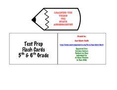 ELA Assessment 5th-6th Grade