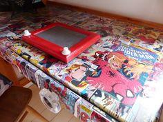 My Vintage Home: Ein Jungenschlafzimmer, Vintage Boys Bedrooms, Teenage Girl Bedrooms, Teenage Room, Bedroom Vintage, Vintage Decor, Vintage Toys, Retro Vintage, Boy Bedrooms, Retro Stil