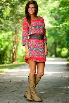 tell my love dress