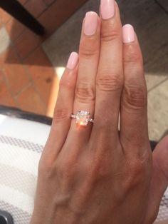 Show me your 2.5 or 3 carat cushion cut diamond! - Weddingbee