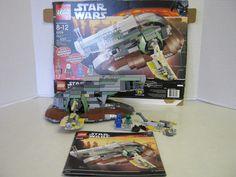Lego Star Wars Episode IV-VI Slave I (6209) #LEGO