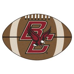 Ncaa Boston College Brown 1 ft. 10 in. x 2 ft. 11 in. Specialty Accent Rug