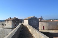 Fort Carre (great view) - Antibes, France