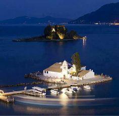 Corf  Island , Greece