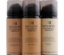 Revlon Photo Ready Foundation Airbrush Vanilla Revlon PhotoReady make-up contains photochromatic pigments that bend and reflect light to help erase every flaw. The professionally designed formula and shades of PhotoReady have been tested under the http://www.comparestoreprices.co.uk/cosmetics/revlon-photo-ready-foundation-airbrush-vanilla.asp