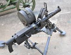 Image result for XM174 Automatic Grenade Launcher