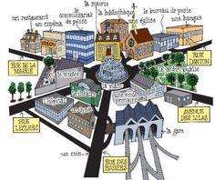 les bâtiments publics