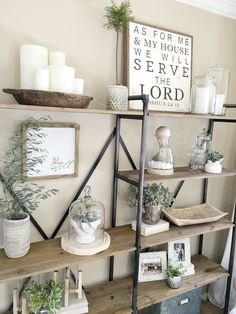 Simplified Shelves   Industrial Shelves