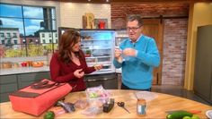 """Rachel Ray's """"Is your Fridge Making You Fat? Teaches you how to organize your refrigerator for healthier eating habits! Health And Nutrition, Health And Wellness, Health Tips, Health Fitness, Healthy Eating Habits, Healthy Life, Eating Organic, I Work Out, Cooking Tips"""