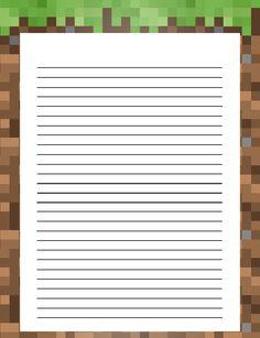 Minecraft Essay