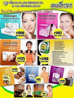 Products of Aim Global