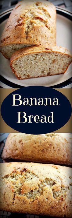 Banana Bread, Recipe Treasures
