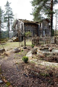 250 Year Old Farm House In The Norwegian Woods …