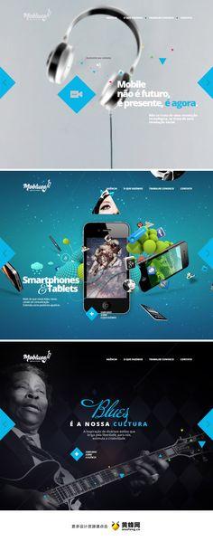 Moblues #webdesign