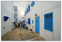 Sidi Bou Said - Sidi Bou Said, Tunis