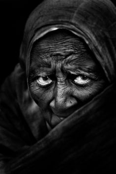 """""""Emerging faces from developing world"""" series, Australia by Donna Todd"""