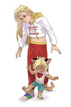 Deku Anime, Lesbian Art, She Ra Princess Of Power, Fan Art, Film Serie, Cute Gay, Cartoon Art, Character Art, Anime Art