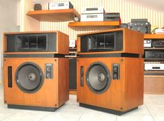 Open Baffle Speakers, Horn Speakers, Hifi Audio, Stereo Speakers, Altec Lansing, Speaker Design, Loudspeaker, Audio Equipment, Audiophile