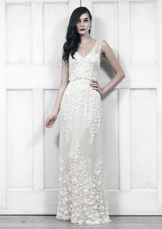 Catherine Deane has launched her latest show-stopping bridal range
