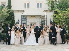 Brides: Palm Beach Wedding at the Flagler Museum in Florida: Photos