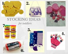 Everything Mummy: Stocking Inspiration for toddlers