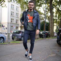 Men's Casual Inspiration #6 Follow MenStyle1.com... | MenStyle1- Men's Style Blog