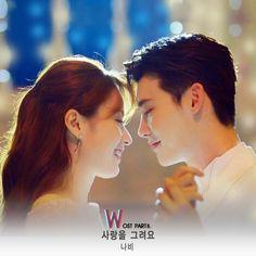 Navi - Draw A Love (사랑을 그려요) | W OST Part 8