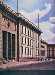 The New Reich Chancellery in Berlin-01