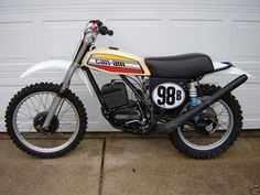 1975 Can Am 250MX