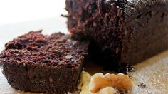 This is a moist fudgy type cake. Sweet but not extremely sweet and makes good use of zucchini! You can frost it with chocolate frosting or cream cheese icing.