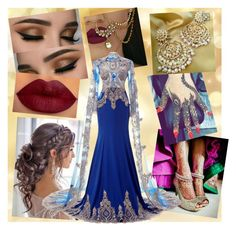 """""""Indian/Pakistani Bride"""" by evemc on Polyvore featuring Sephora Collection"""