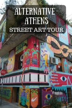 Street Art Tour with Alternative Athens | travelpassionate.com