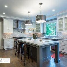 Une cuisine de 13m2 avec meubles ikea d co anne idees Idee cuisine 13m2