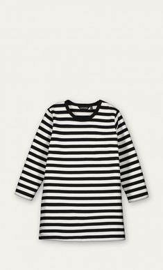 Piatta dress - black, white - Kids - Clothing - Marimekko.com