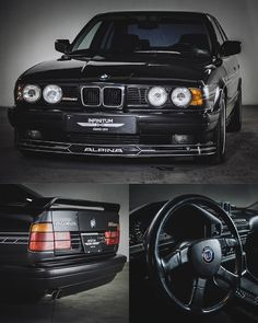 Bmw E34, Bmw Alpina, E30, Carros Bmw, Bmw Motorsport, Bmw M Power, Mercedes Benz Cars, Retro Cars, Custom Trucks