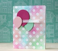 Created by Laura Bassen using Brand New Exclusives by Simon Says Stamp released for the Spring release.  Spring Release 2014