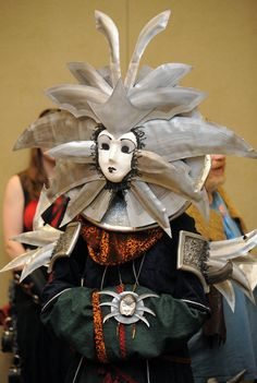 No. Way! Lady of Pain from Planescape: Torment worn by Avianna
