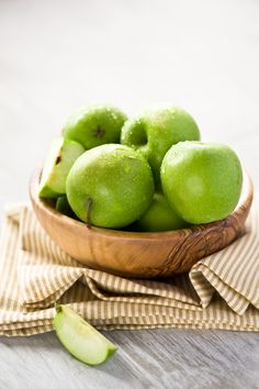 green apples. i want these with camembert and salt.