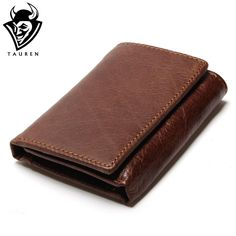 523aef5096477 ManBang 2017 New Wallet Genuine Leather Men Wallets Short Male Purse ...