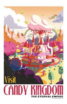 Julia Sonmi Heglund's Candy Kingdom