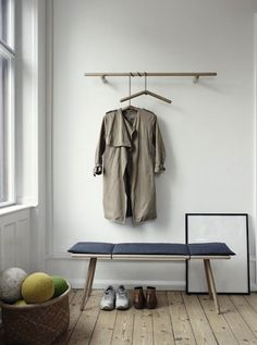 Danish design company with roots deeply grounded in Scandinavian design and tradition for good craftsmanship. Decoration Hall, Le Logis, My New Room, Furniture Collection, Scandinavian Design, Home Deco, Home And Living, Simple Living, Interior Inspiration