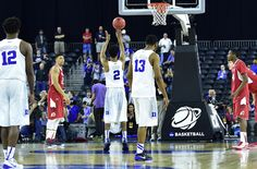Meaningless last-second Duke free throw hands bettors a win and sports books a loss Free Throw, Sports Betting, Duke, Basketball Court, Hands, Books, Libros, Book, Book Illustrations
